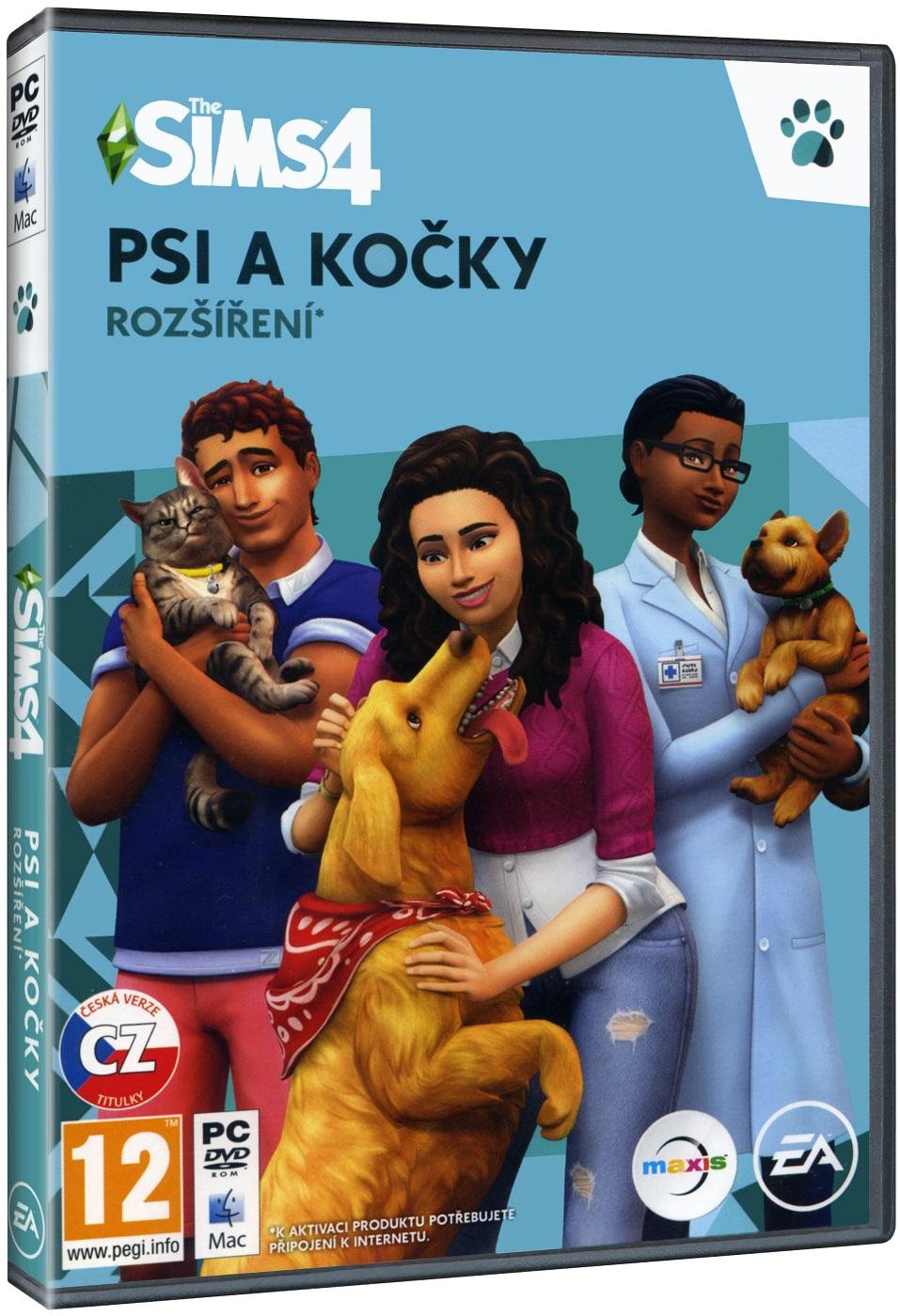 The Sims 4: Psi a kočky - PC