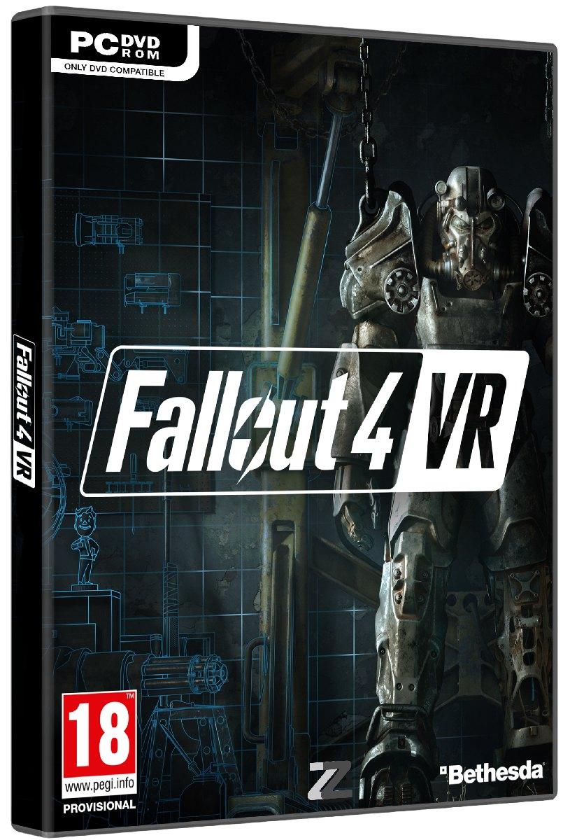 FALLOUT 4 VR (HTC Vive) - PC