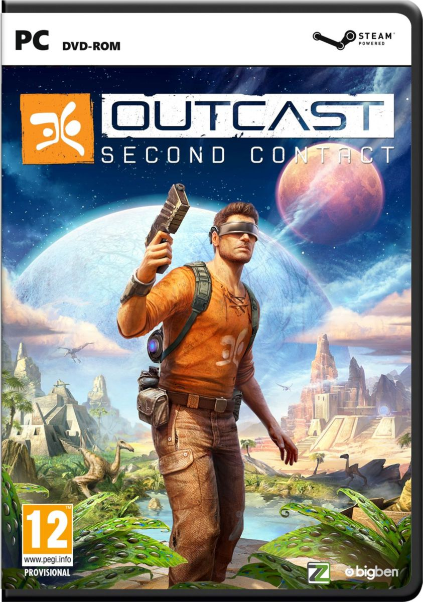 OUTCAST - Second Contact - PC