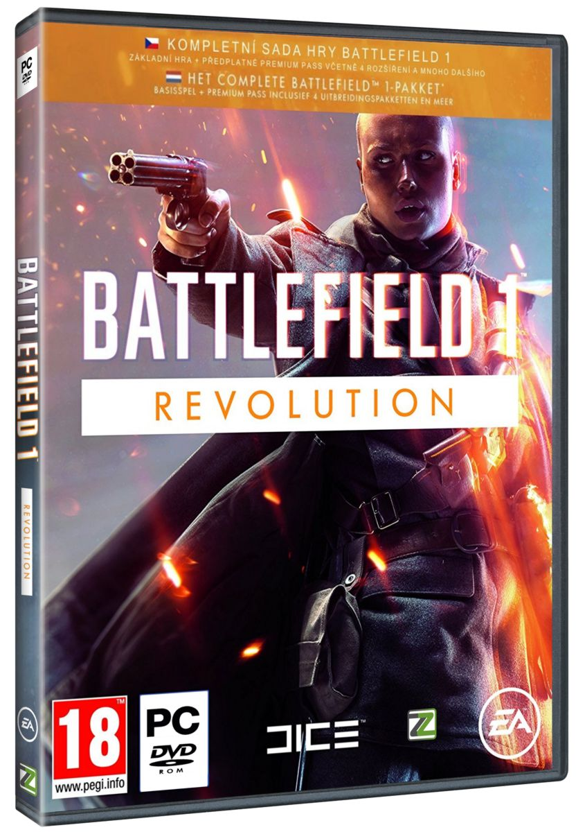 Battlefield 1 Revolution Edition - PC