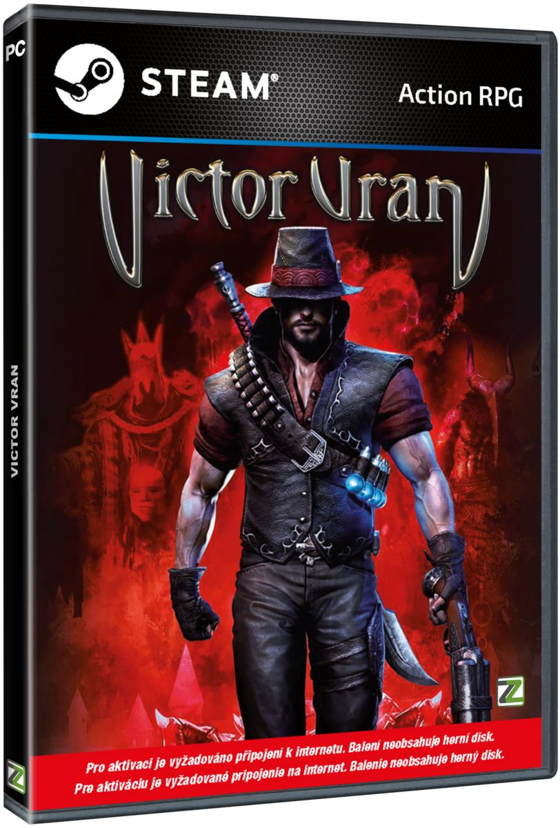 Victor Vran - PC (Steam)