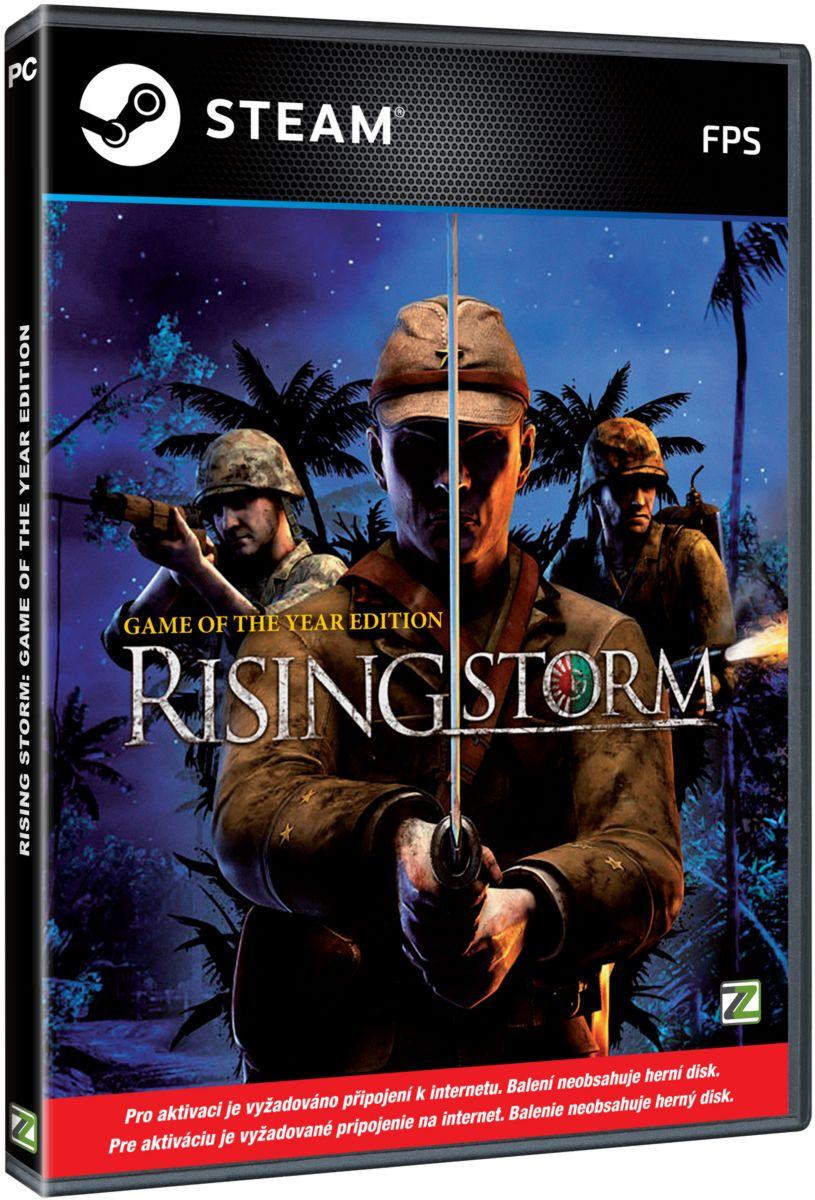 Rising Storm: Game of the Year Edition - PC (Steam)