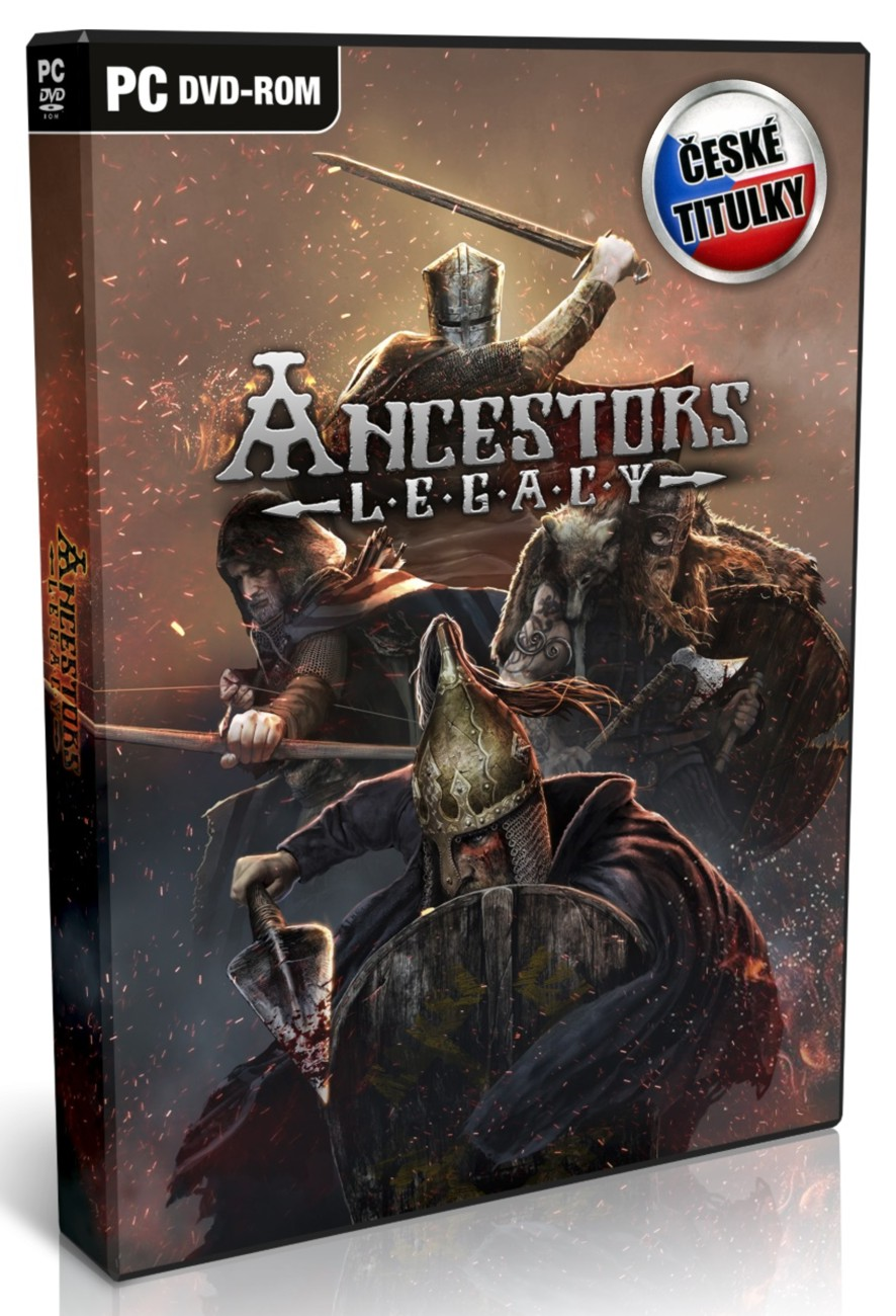 Ancestors Legacy (Limited Edition) - PC