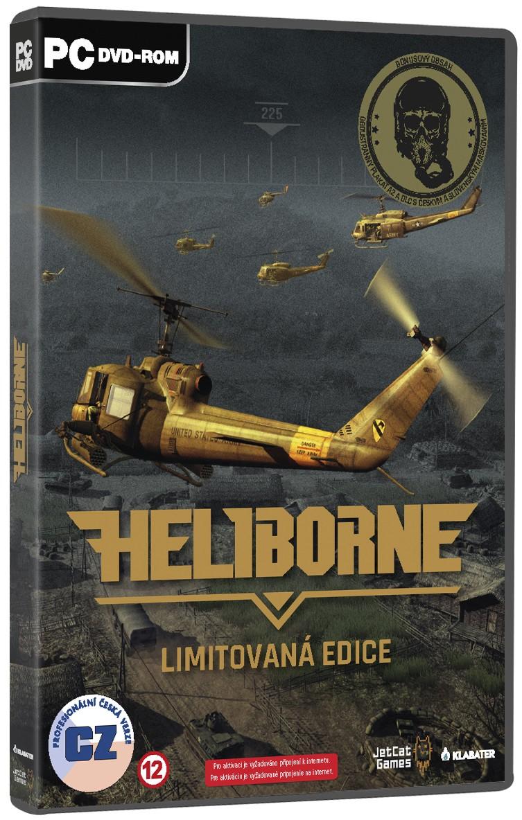 Heliborne (limitovaná edice) - PC
