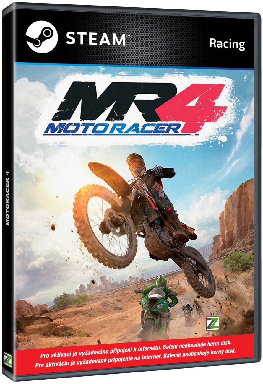 Moto Racer 4 - PC (Steam)