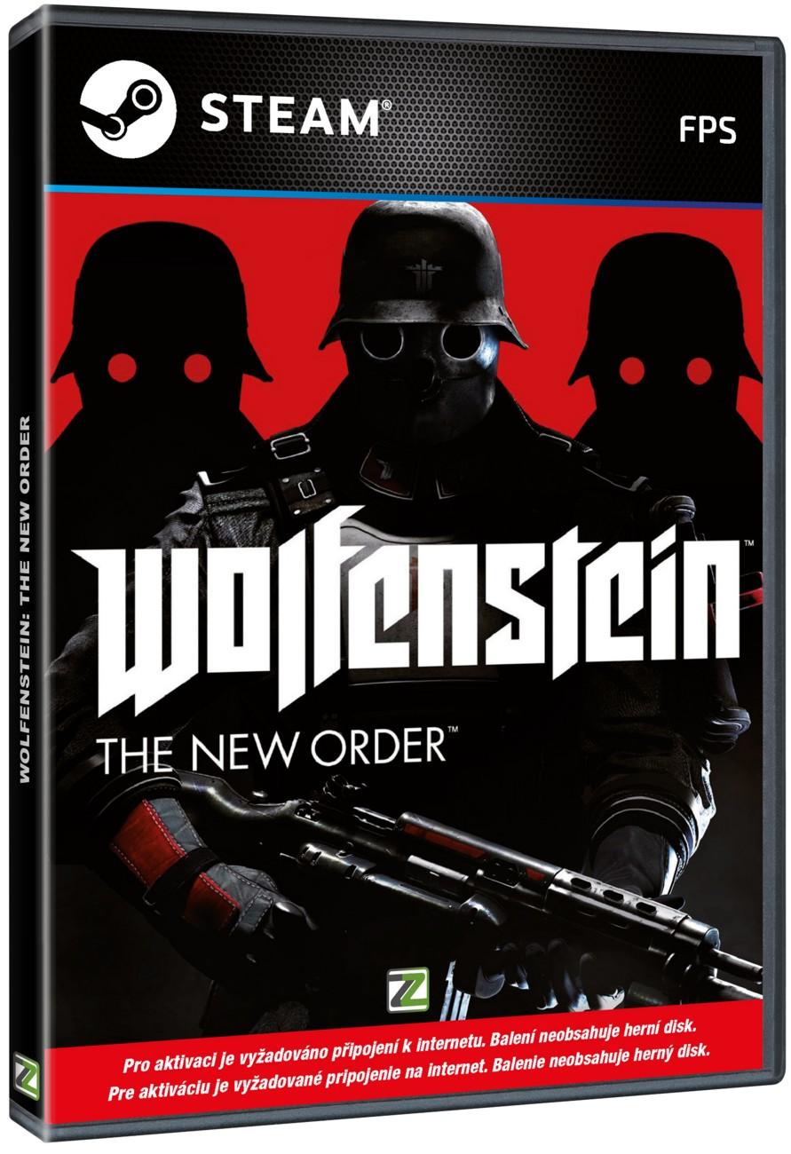 Wolfenstein: The New Order - PC (Steam)