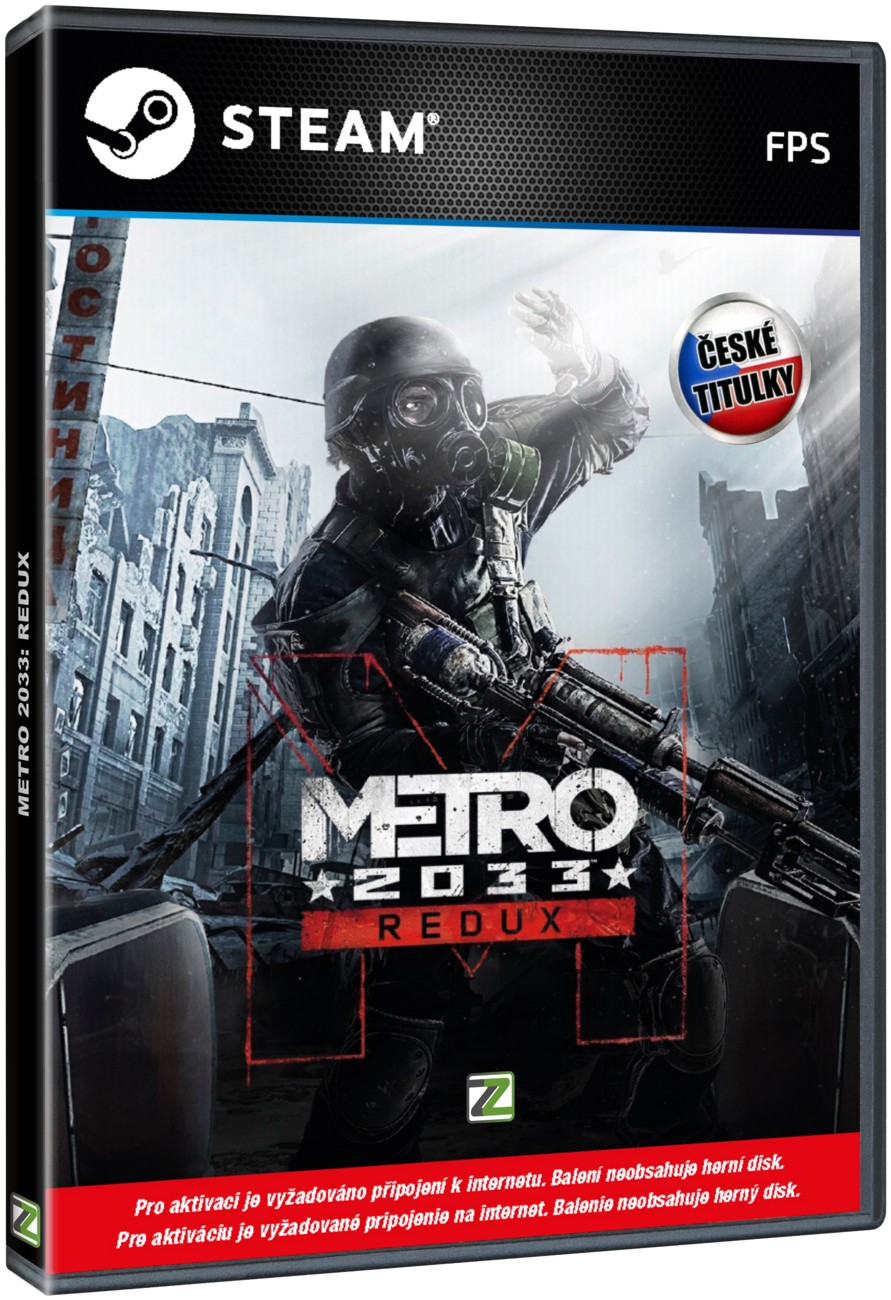 Metro 2033 Redux - PC (Steam)