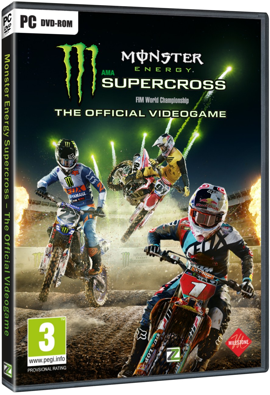 Monster Energy Supercross – The Official Videogame - PC
