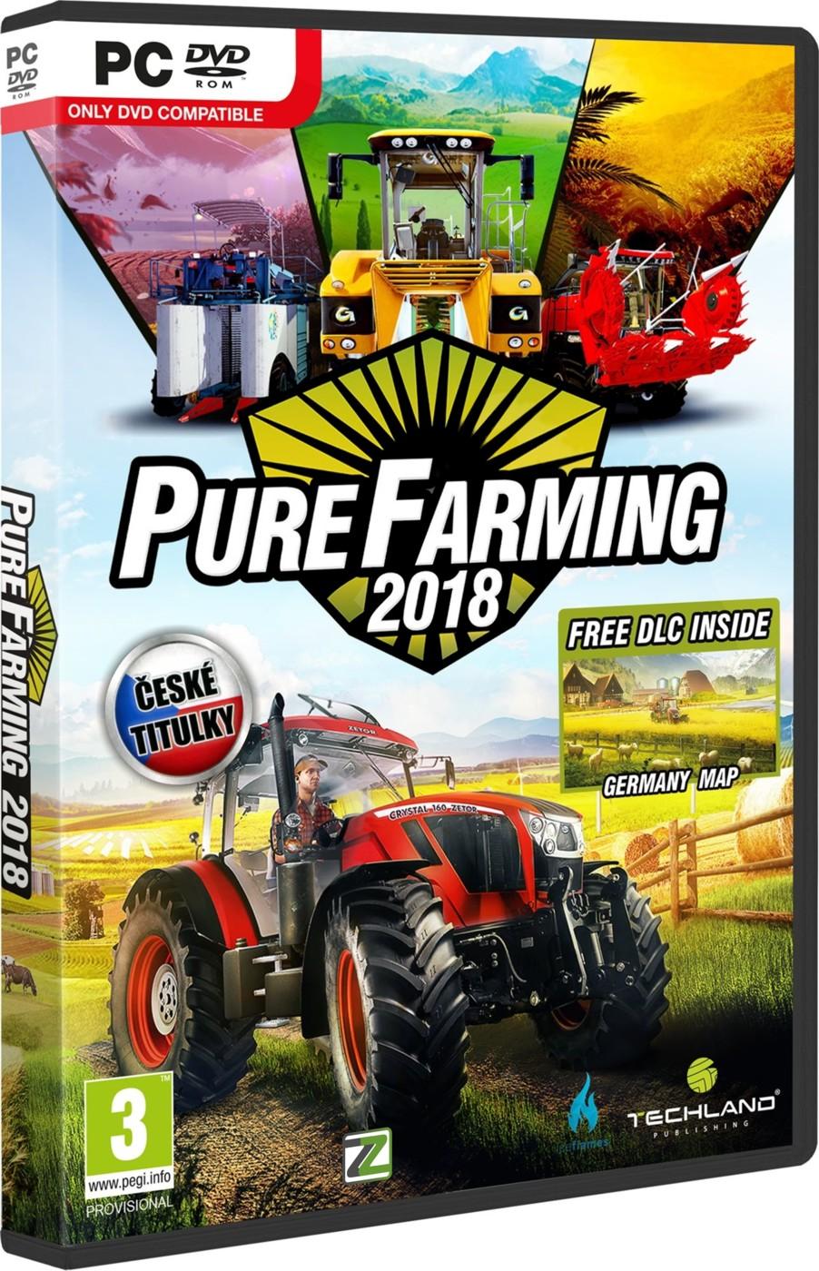 Pure Farming - PC