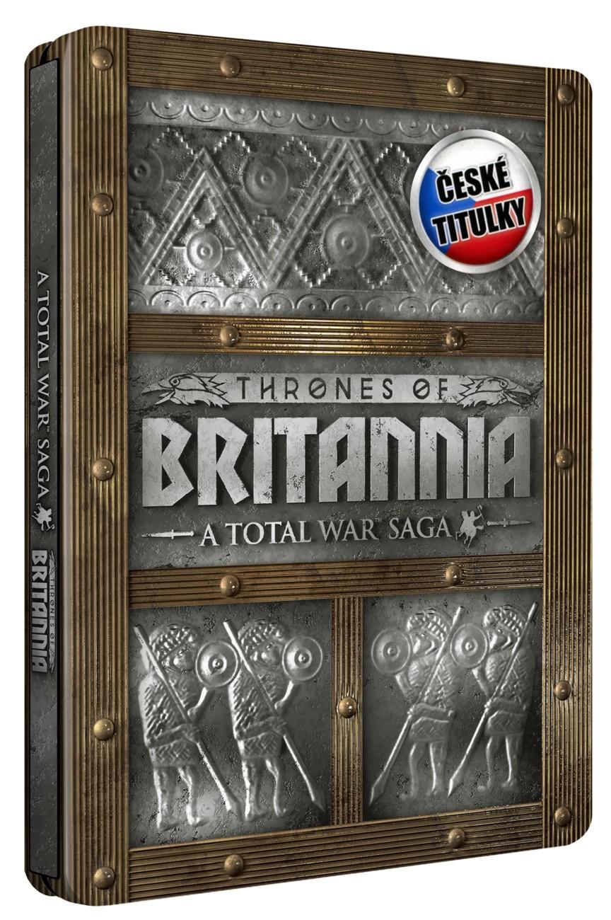 Total War Saga: Thrones of Britannia (Limited Edition) - PC