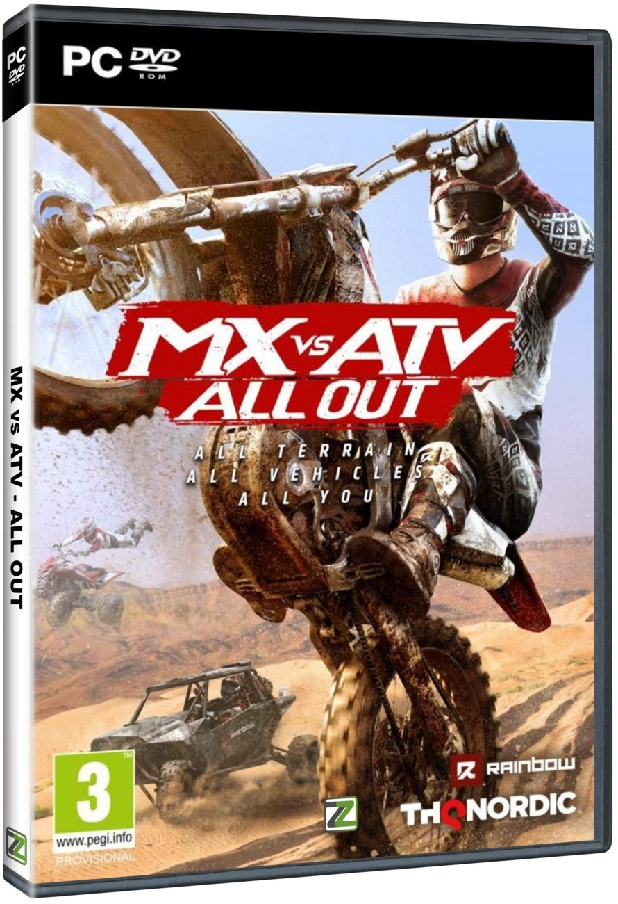 MX vs ATV - All Out - PC
