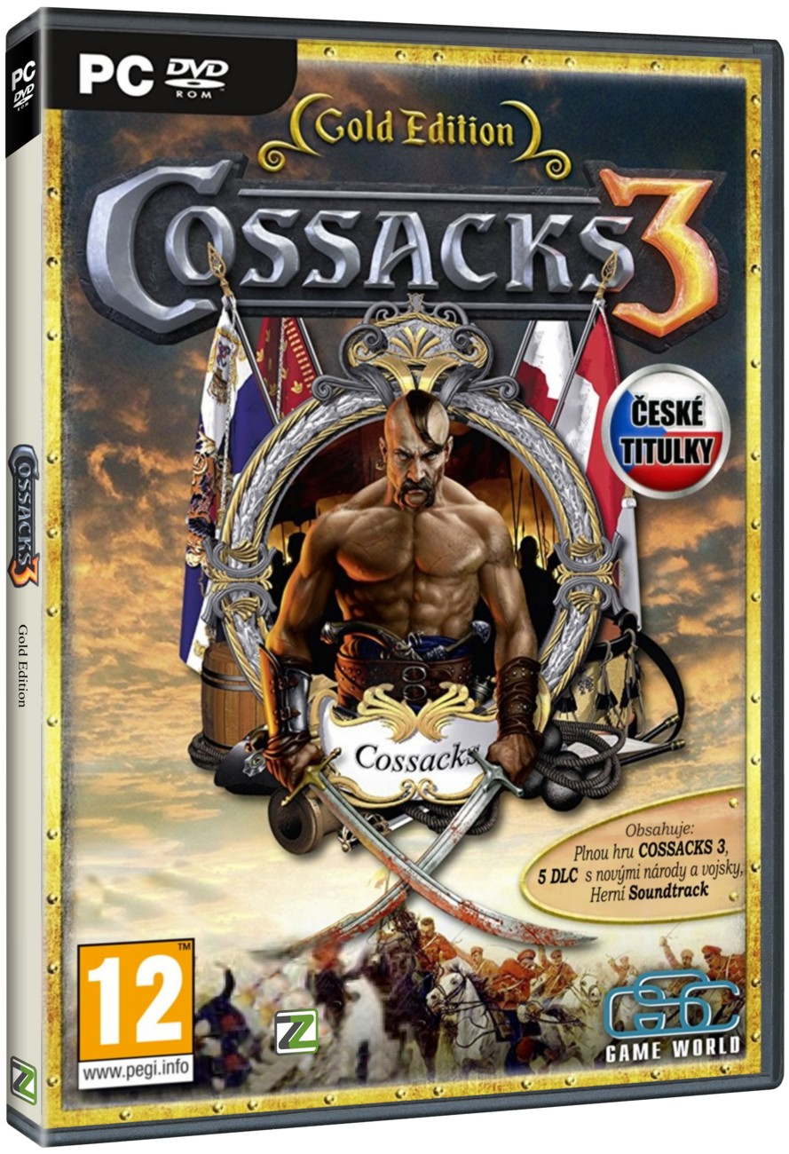 Cossacks 3 (Gold Edition) - PC