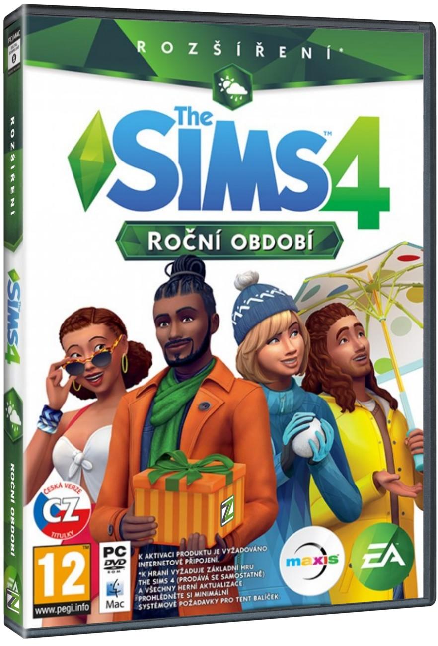 The Sims 4: Roční období - PC