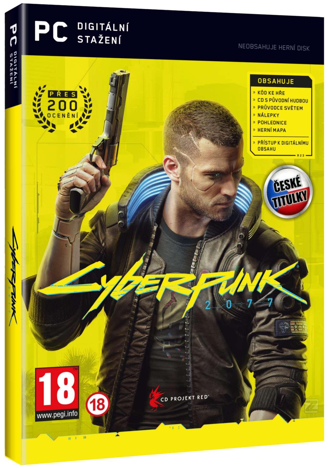 Cyberpunk 2077 CZ - PC