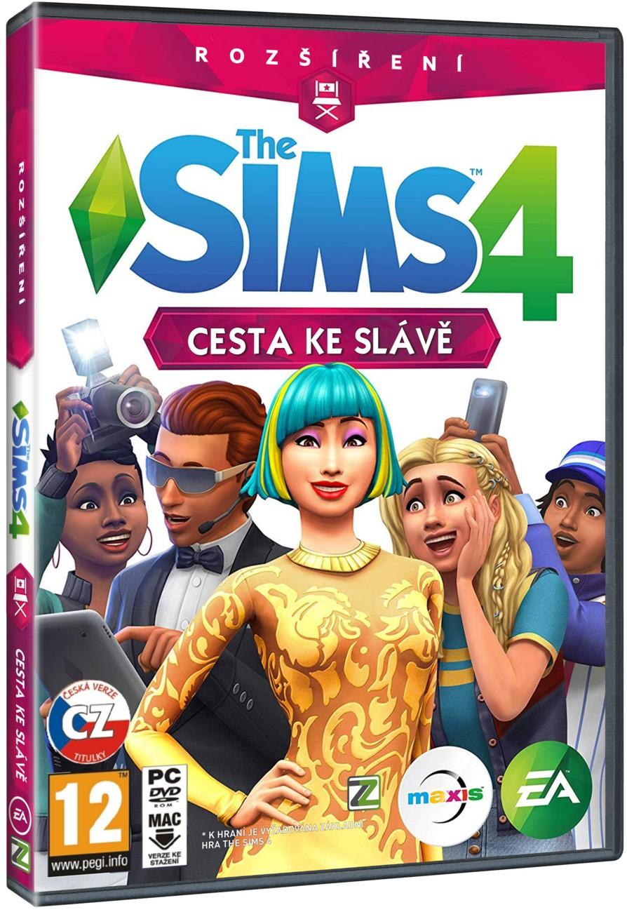 The Sims 4: Cesta ke slávě - PC