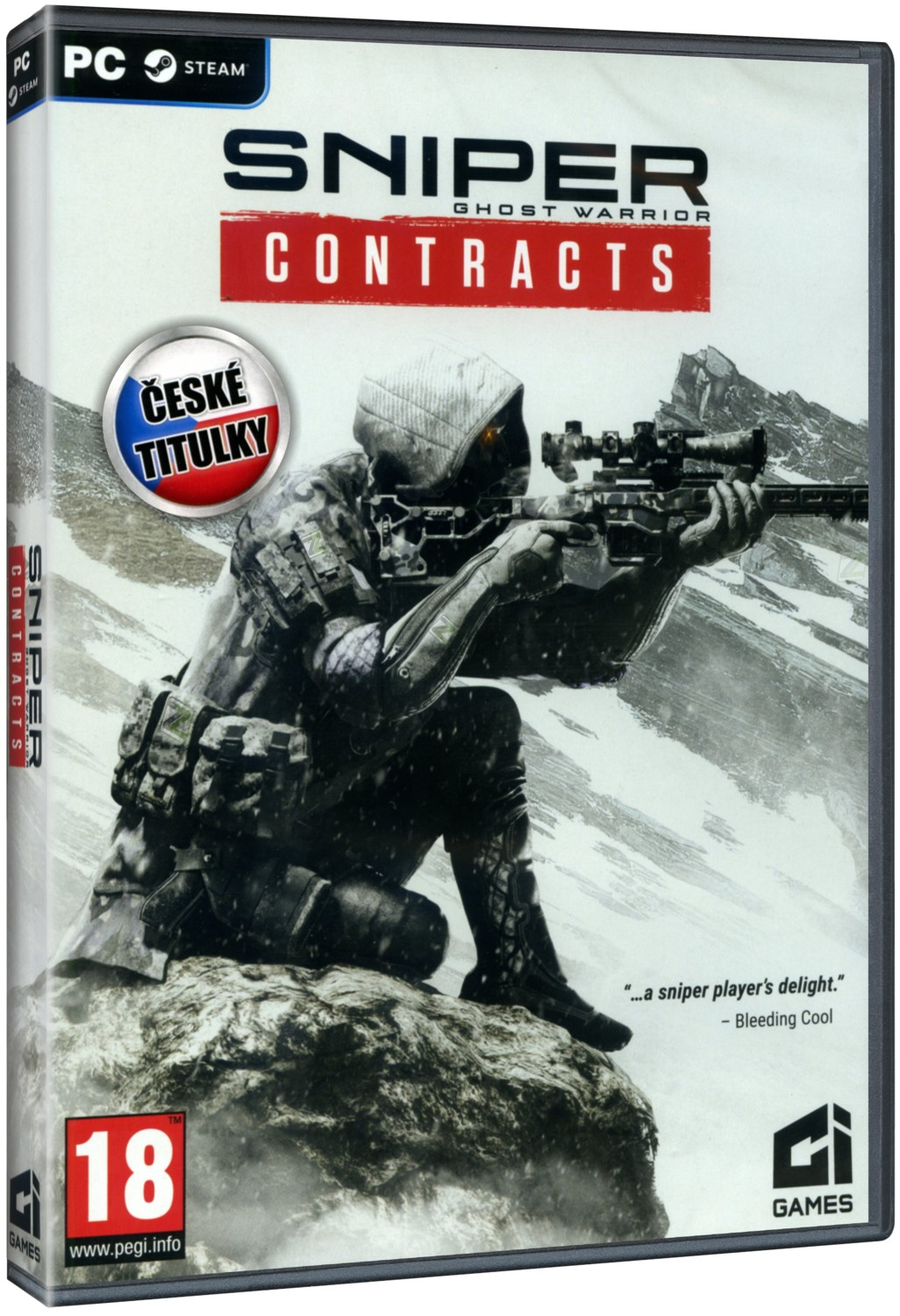 Sniper: Ghost Warrior Contracts - PC