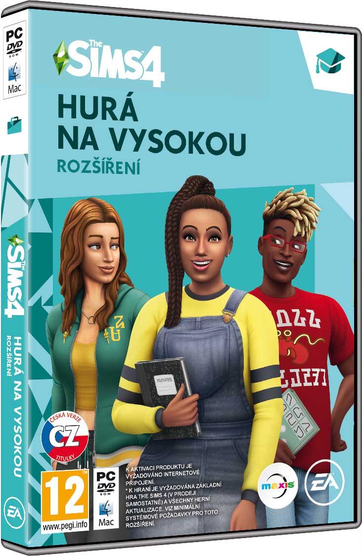 The Sims 4: Hurá na vysokou - PC