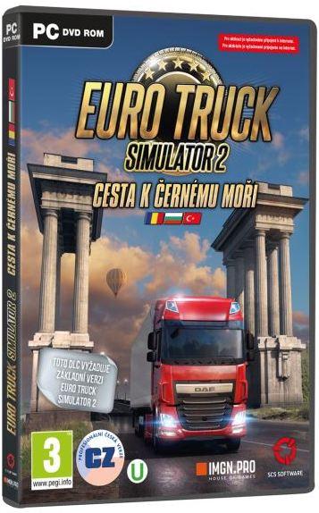 Euro Truck Simulator 2: Cesta k Černému moři - PC