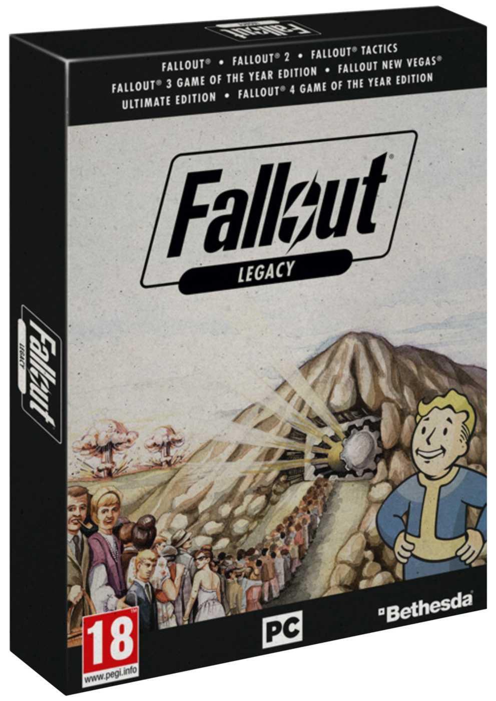 Fallout Legacy - PC