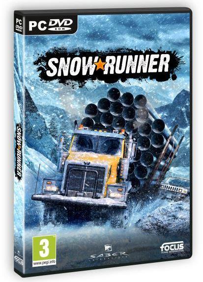 SnowRunner CZ - PC