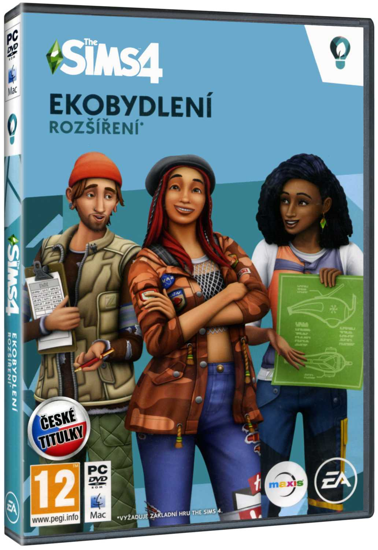 The Sims 4: Ekobydlení - PC