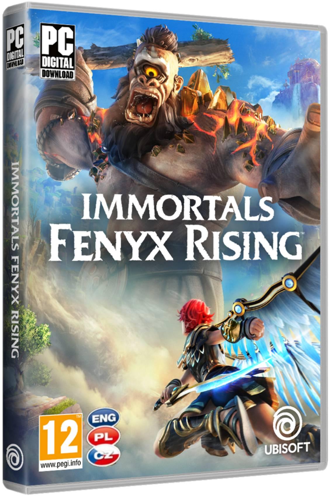 Immortals Fenyx Rising CZ - PC
