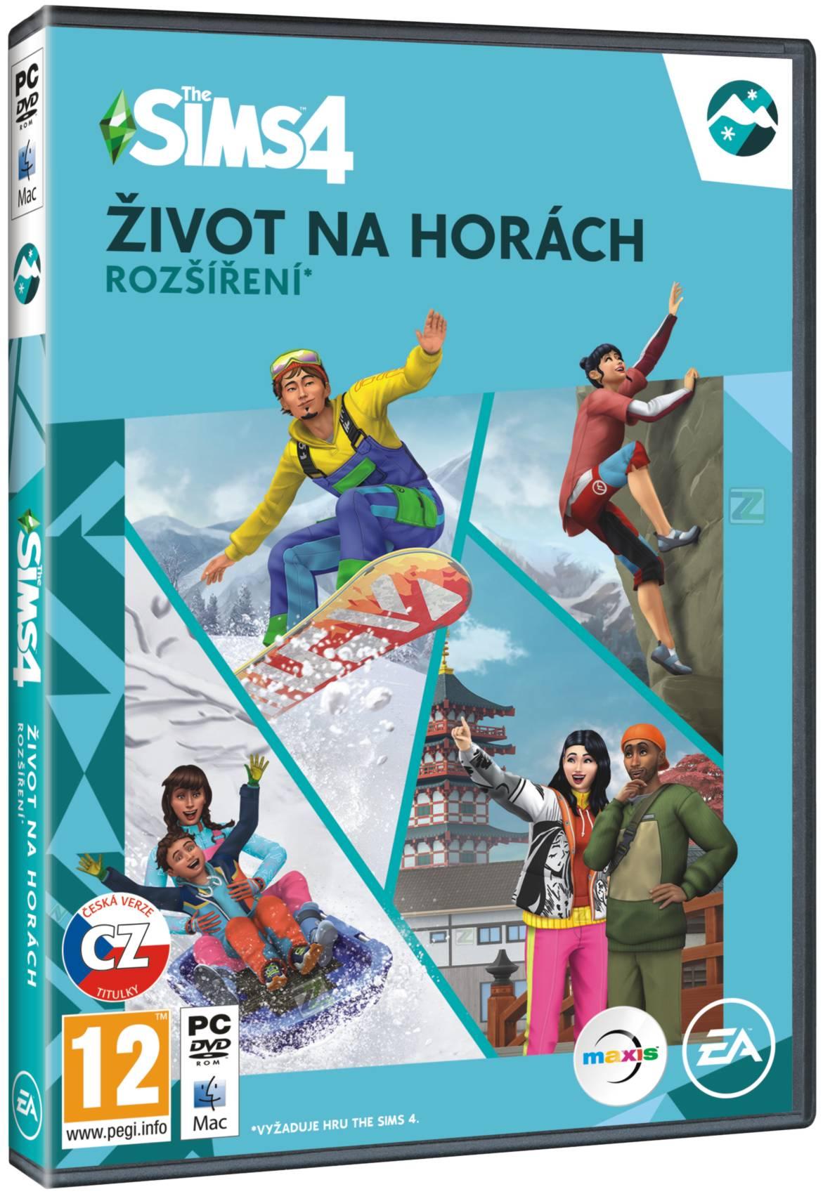 The Sims 4: Život na horách - PC