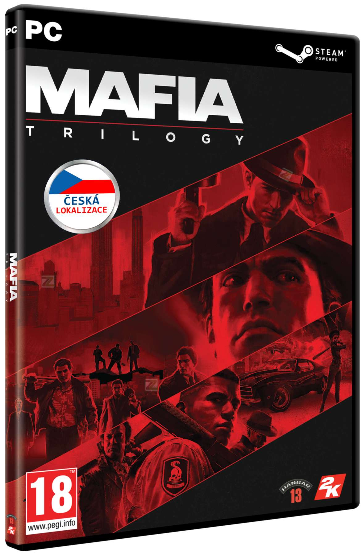 Mafia Trilogy CZ - PC