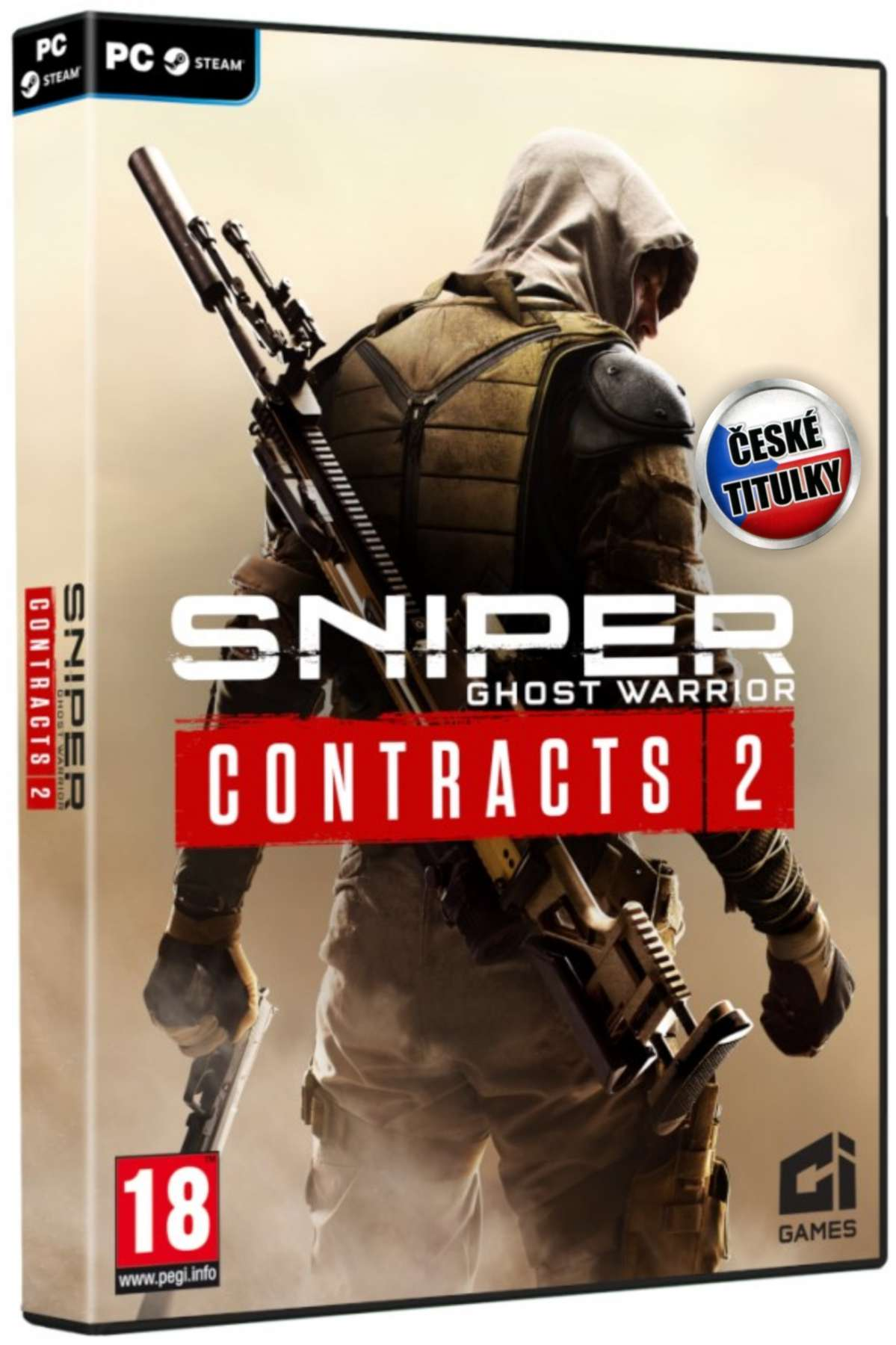 Sniper: Ghost Warrior Contracts 2 - PC
