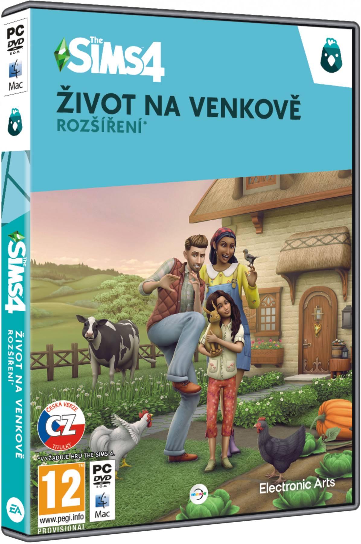 The Sims 4: Život na venkově - PC