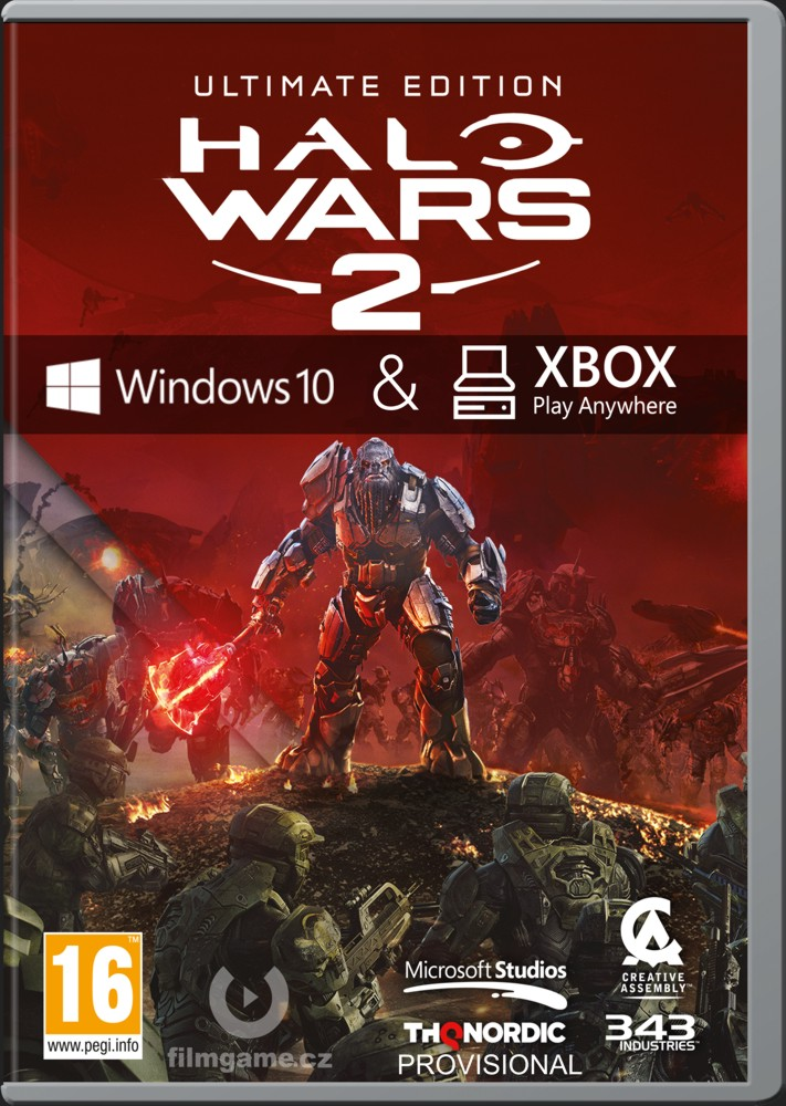 HALO WARS 2 (Ultimate Edition) - PC/Xone (Play Anywhere)