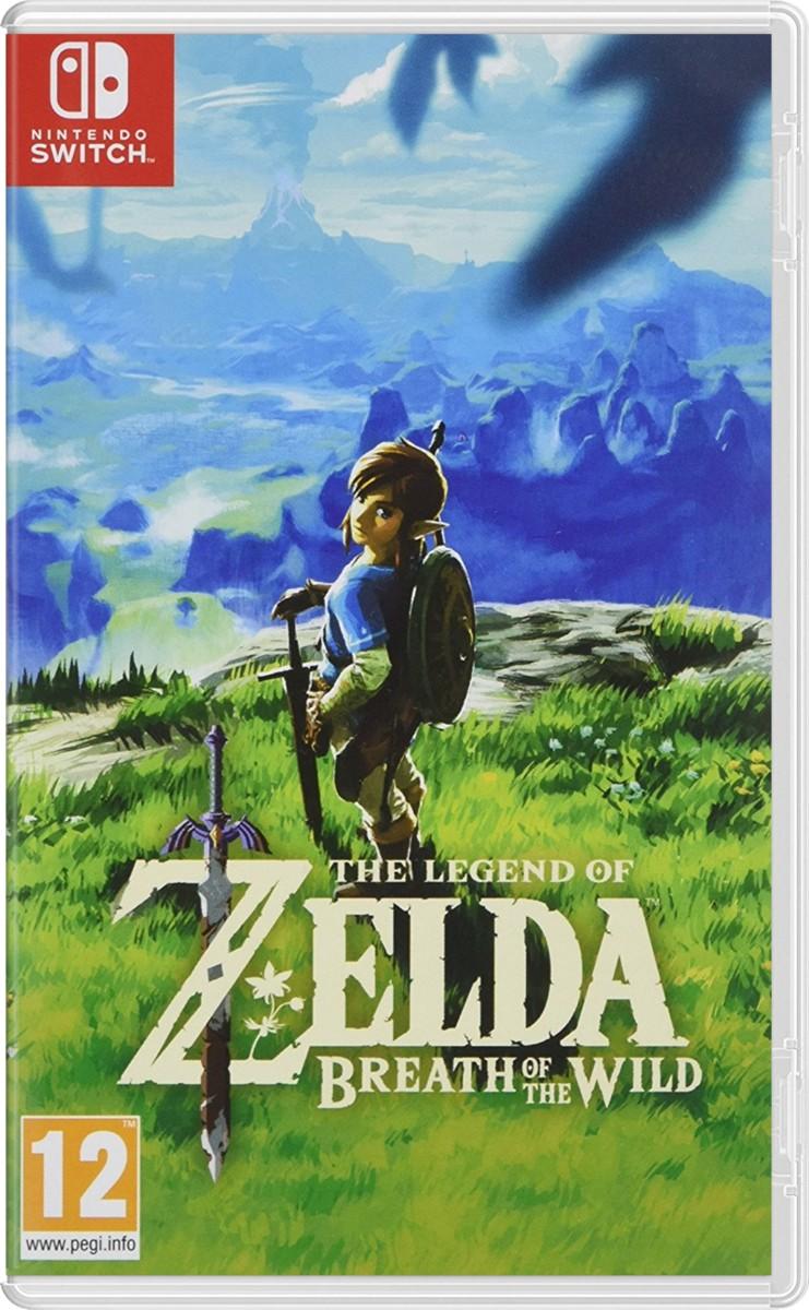 THE LEGEND OF ZELDA: Breath of the Wild - SWITCH