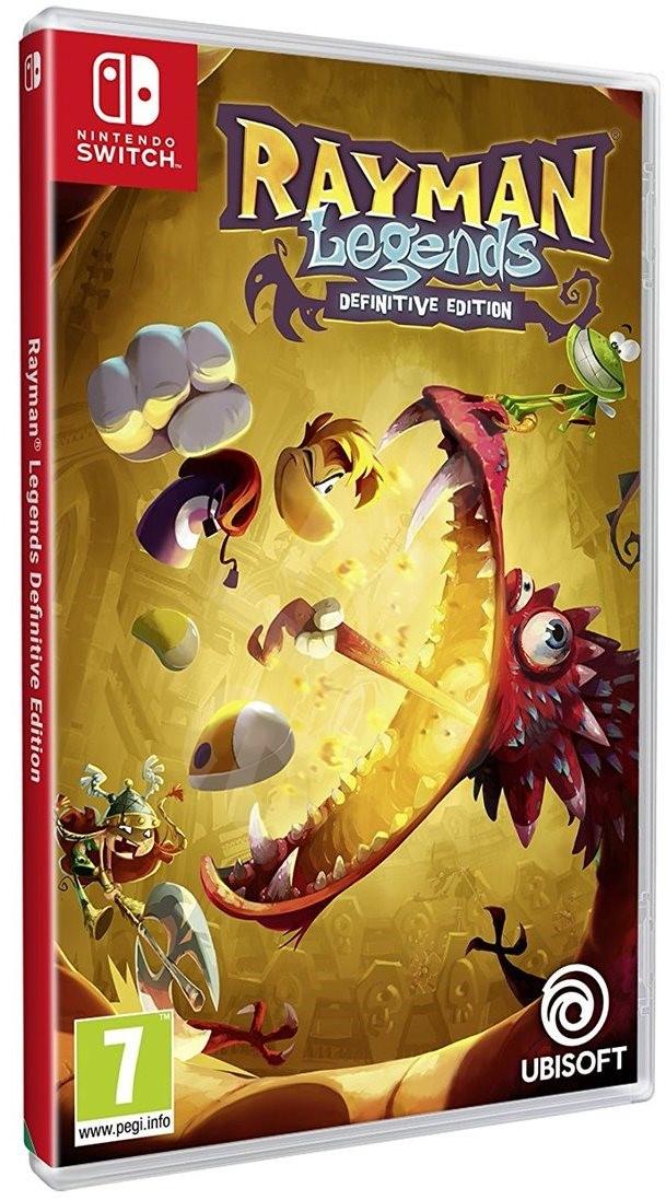 Rayman Legends: Definitive Edition - SWITCH