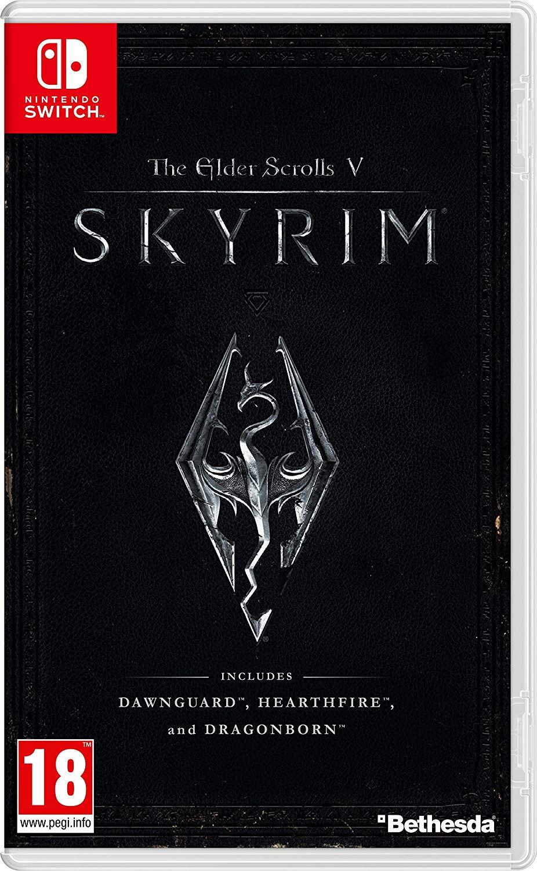 The Elder Scrolls V: Skyrim - SWITCH