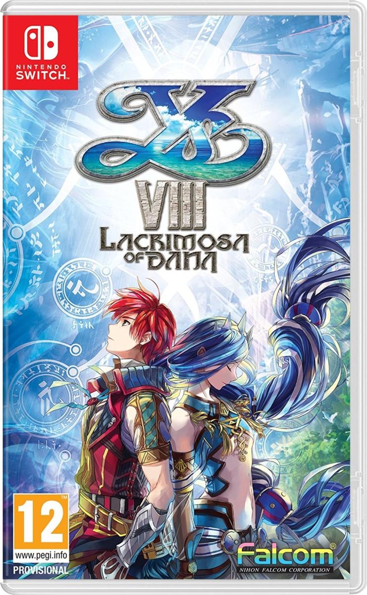 Ys VIII: Lacrimosa of DANA - Switch