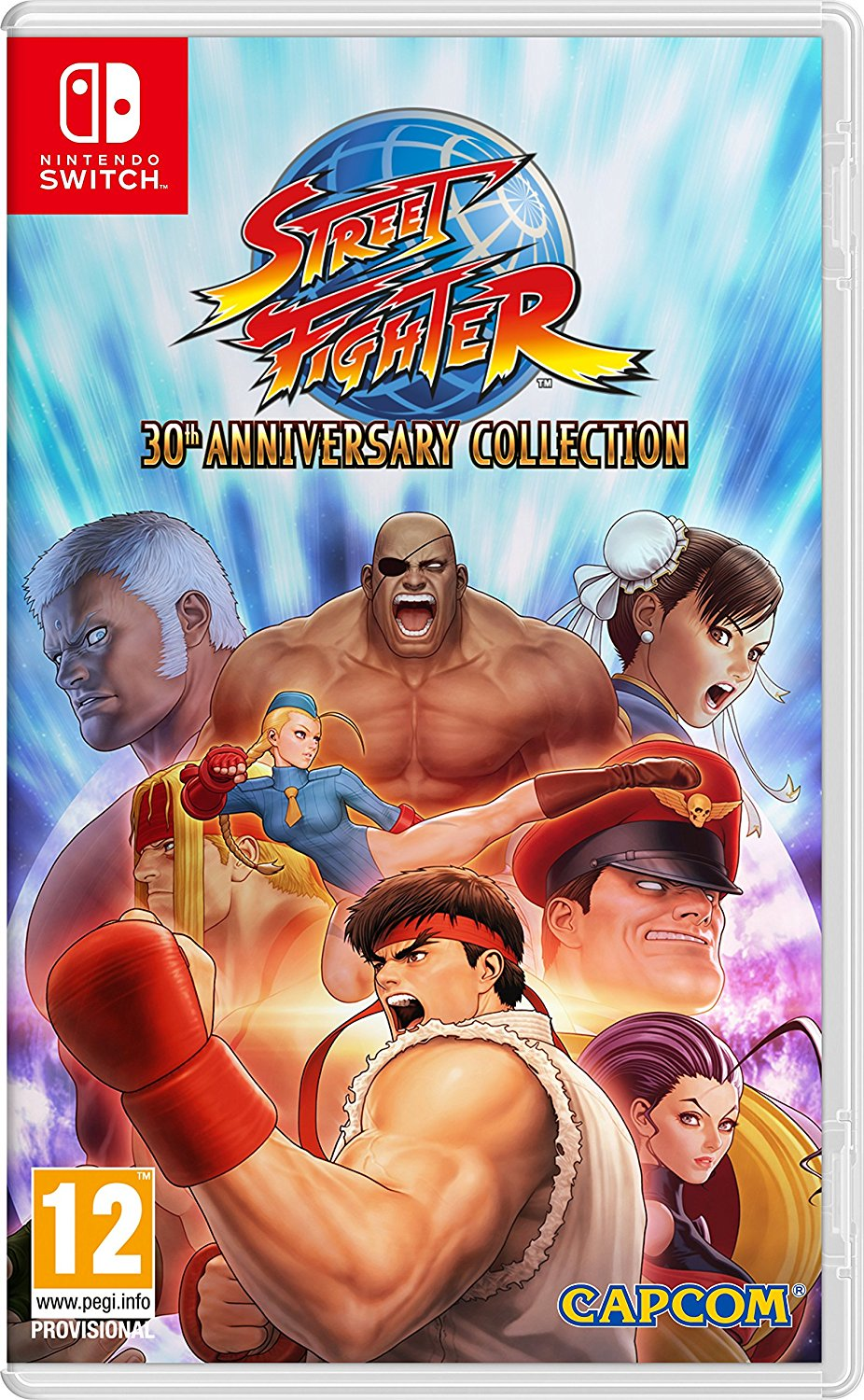 Street Fighter 30th Anniversary Collection - Switch