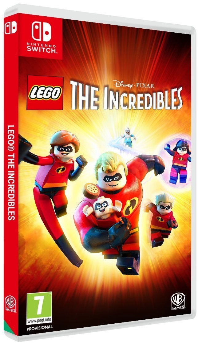 LEGO Incredibles -Switch