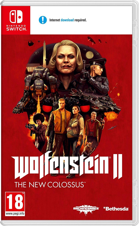 Wolfenstein II - The New Colossus - Switch