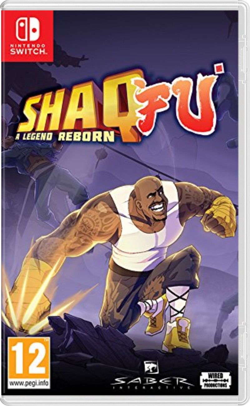 Shaq Fu: A Legend Reborn - Switch