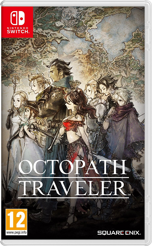Octopath Traveler - Switch