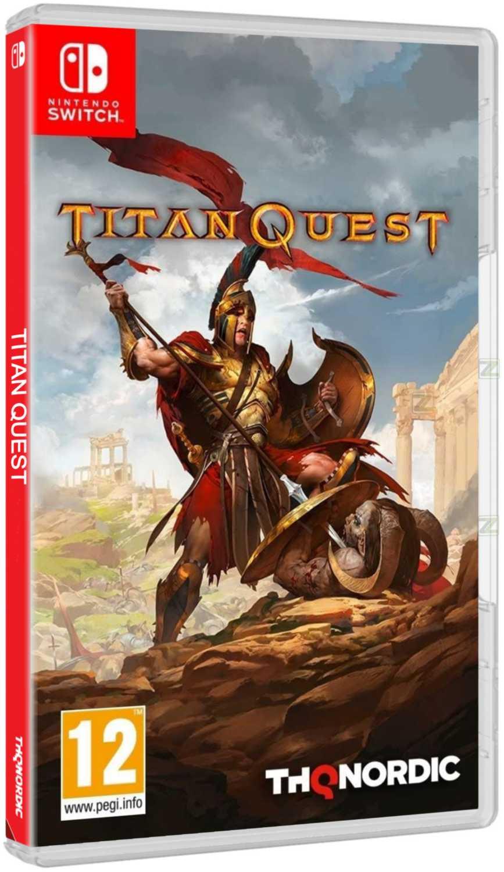 Titan Quest - Switch