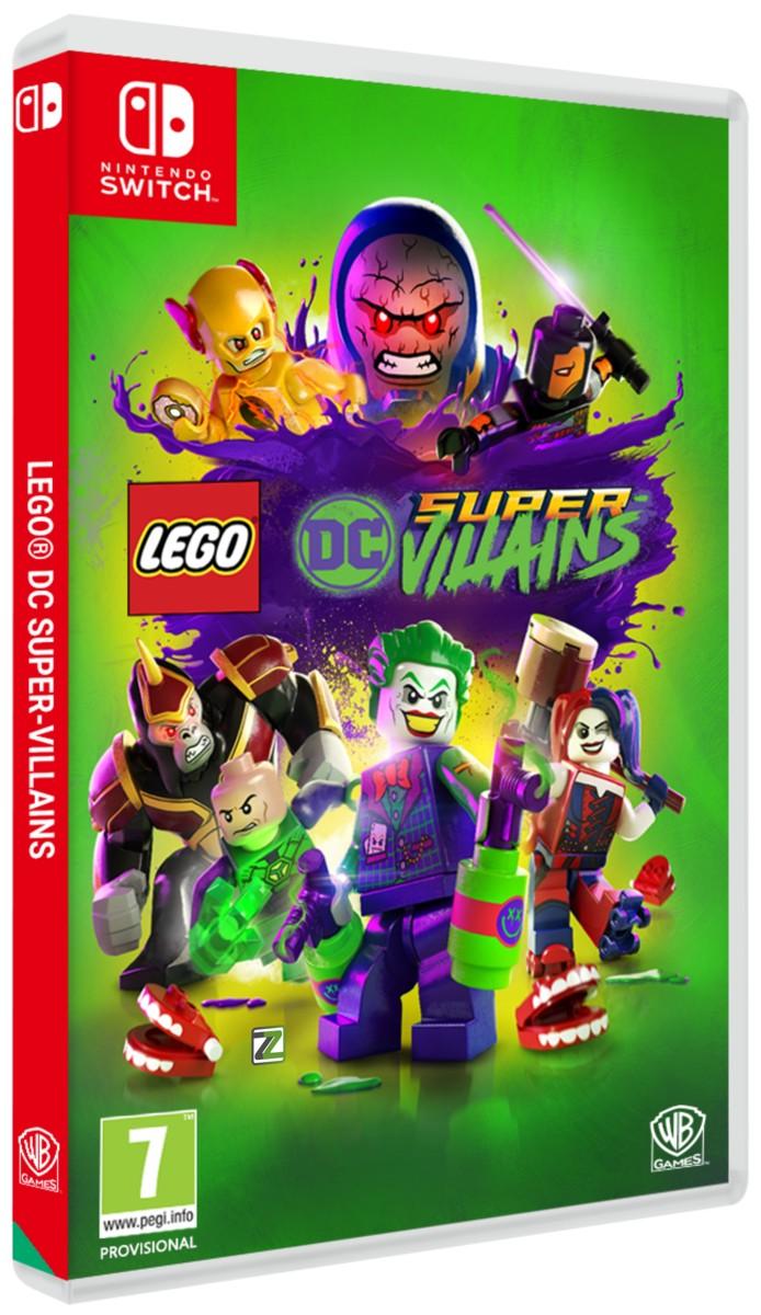 LEGO DC Super Villains - Switch