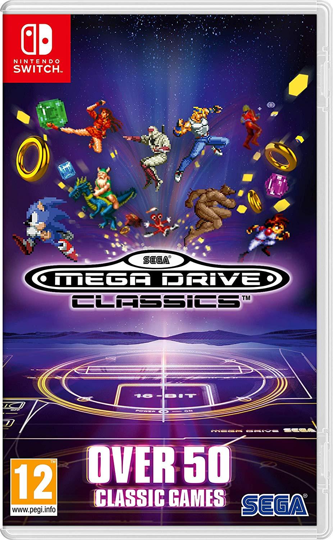 SEGA MegaDrive Classics - Switch