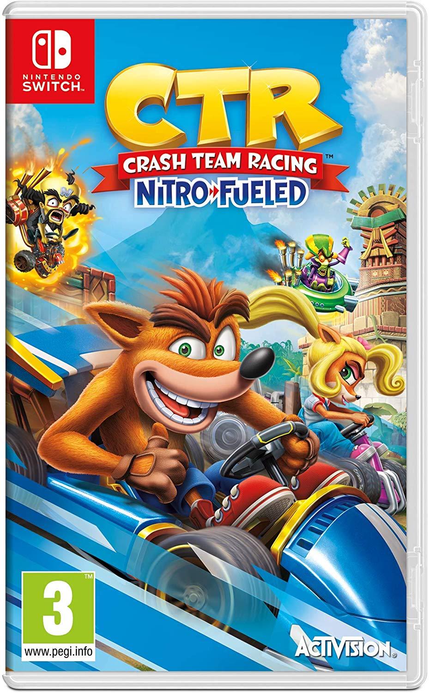 Crash Team Racing Nitro-Fueled - Switch