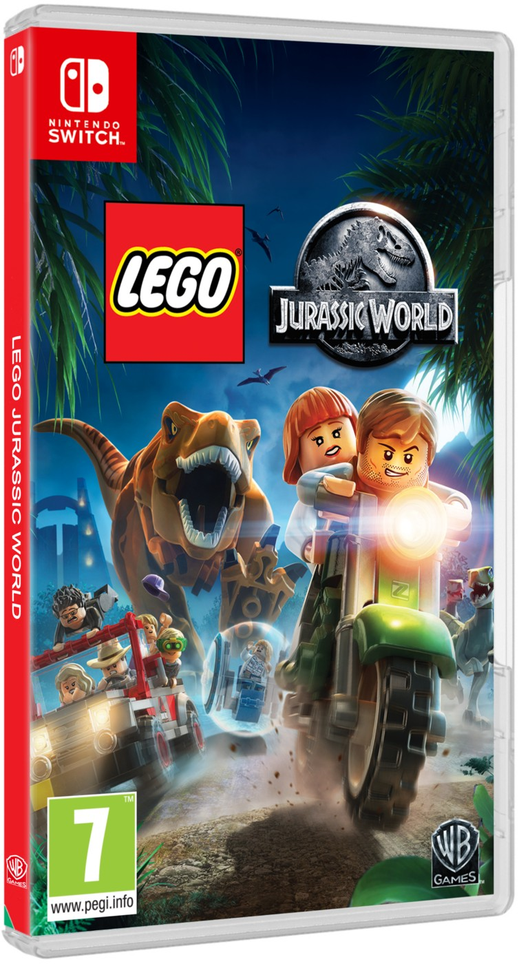 LEGO Jurassic World - Switch