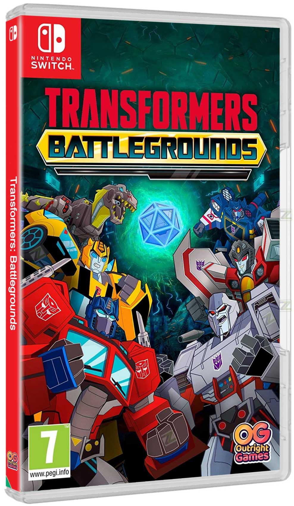 Transformers: Battlegrounds - Switch