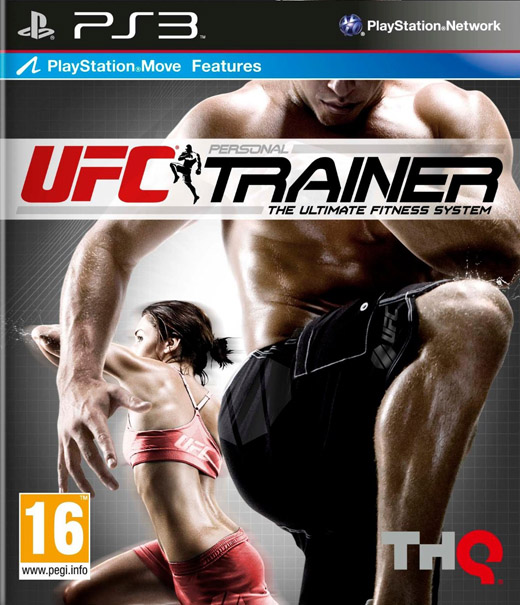 UFC PERSONAL TRAINER - PS3 MOVE