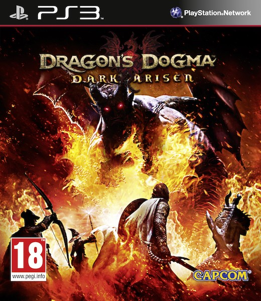 DRAGONS DOGMA: DARK ARISEN - PS3