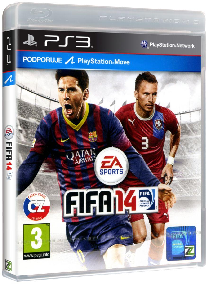 FIFA 14 CZ - PS3