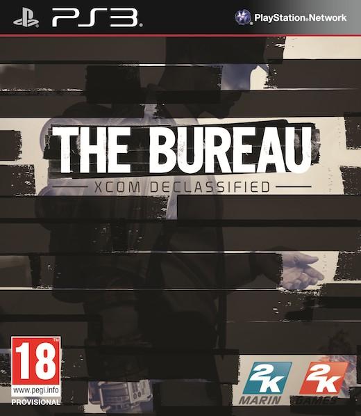 THE BUREAU: XCOM DECLASSIFIED - PS3
